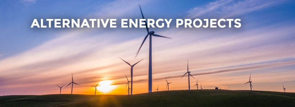 Alternative Energy Projects